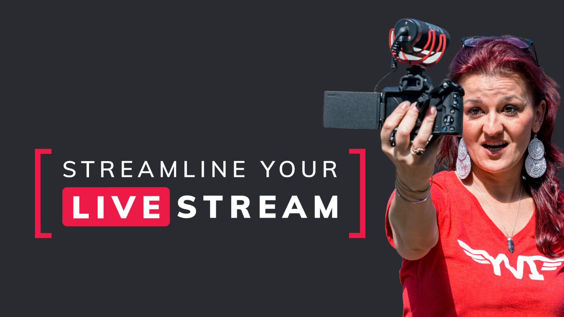 Streamline Your Live Stream – Recordings
